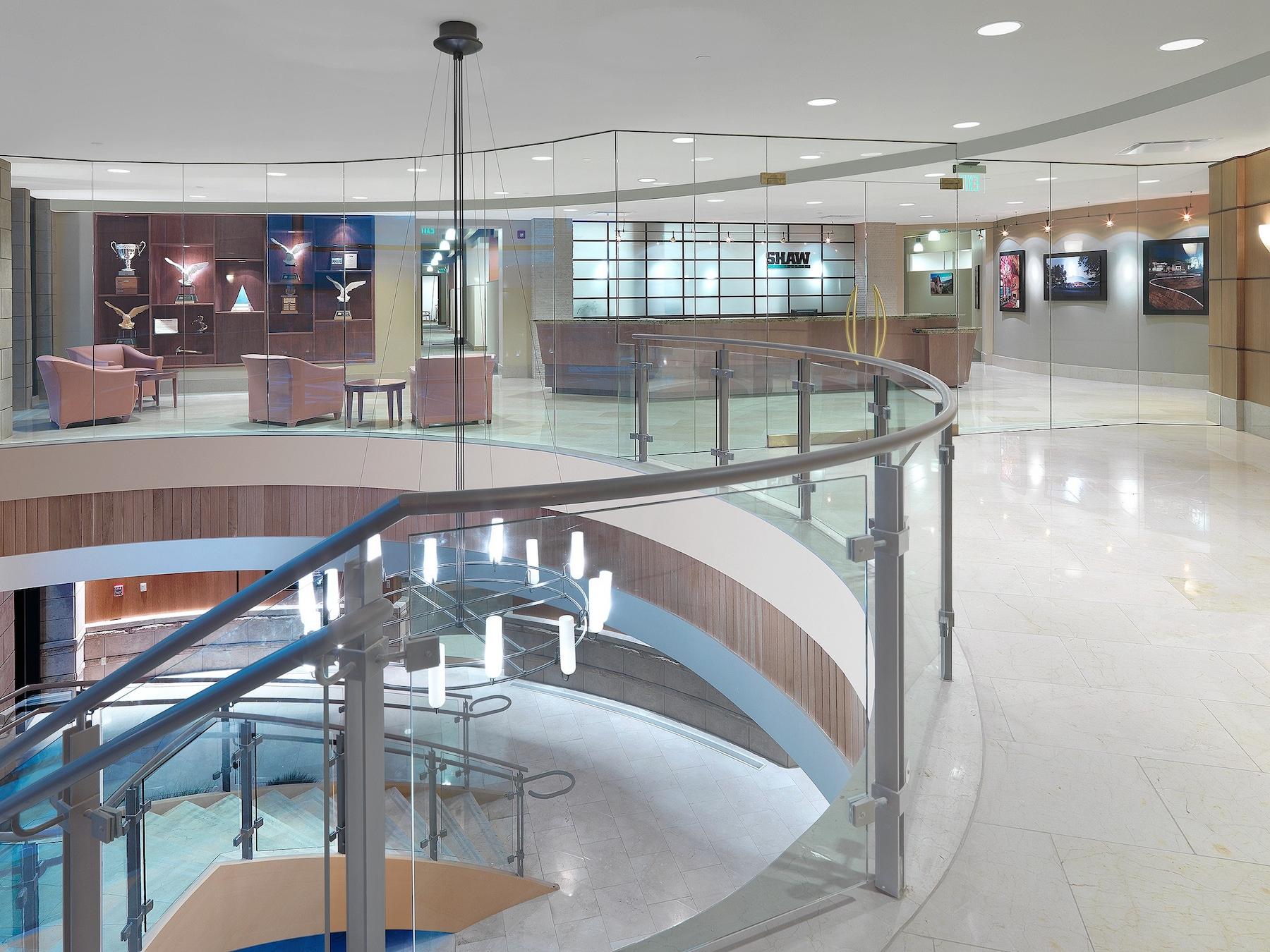 003 GJ office building interior