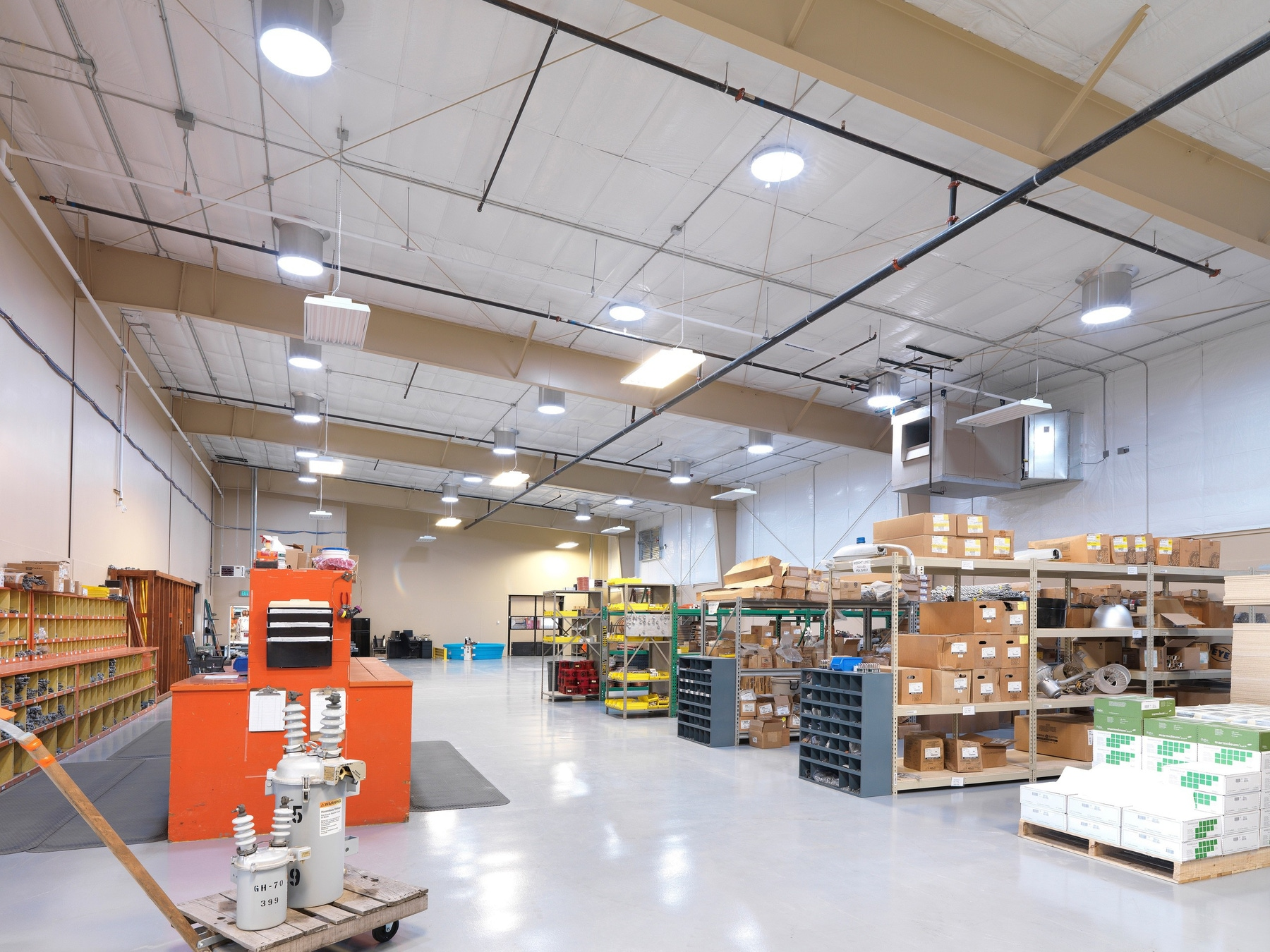 GVP Warehouse HR