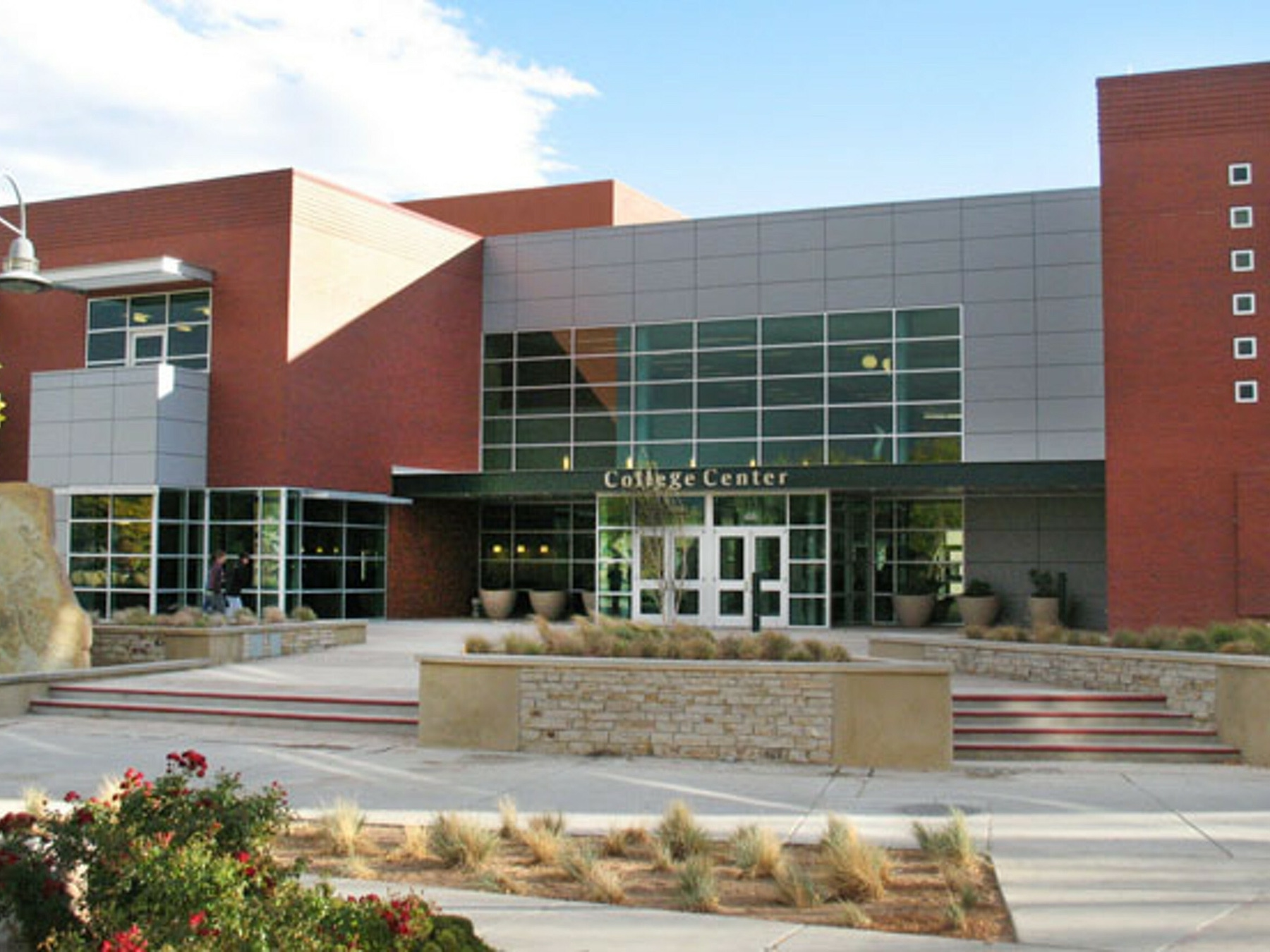 C Mesa State College Student Center ext1