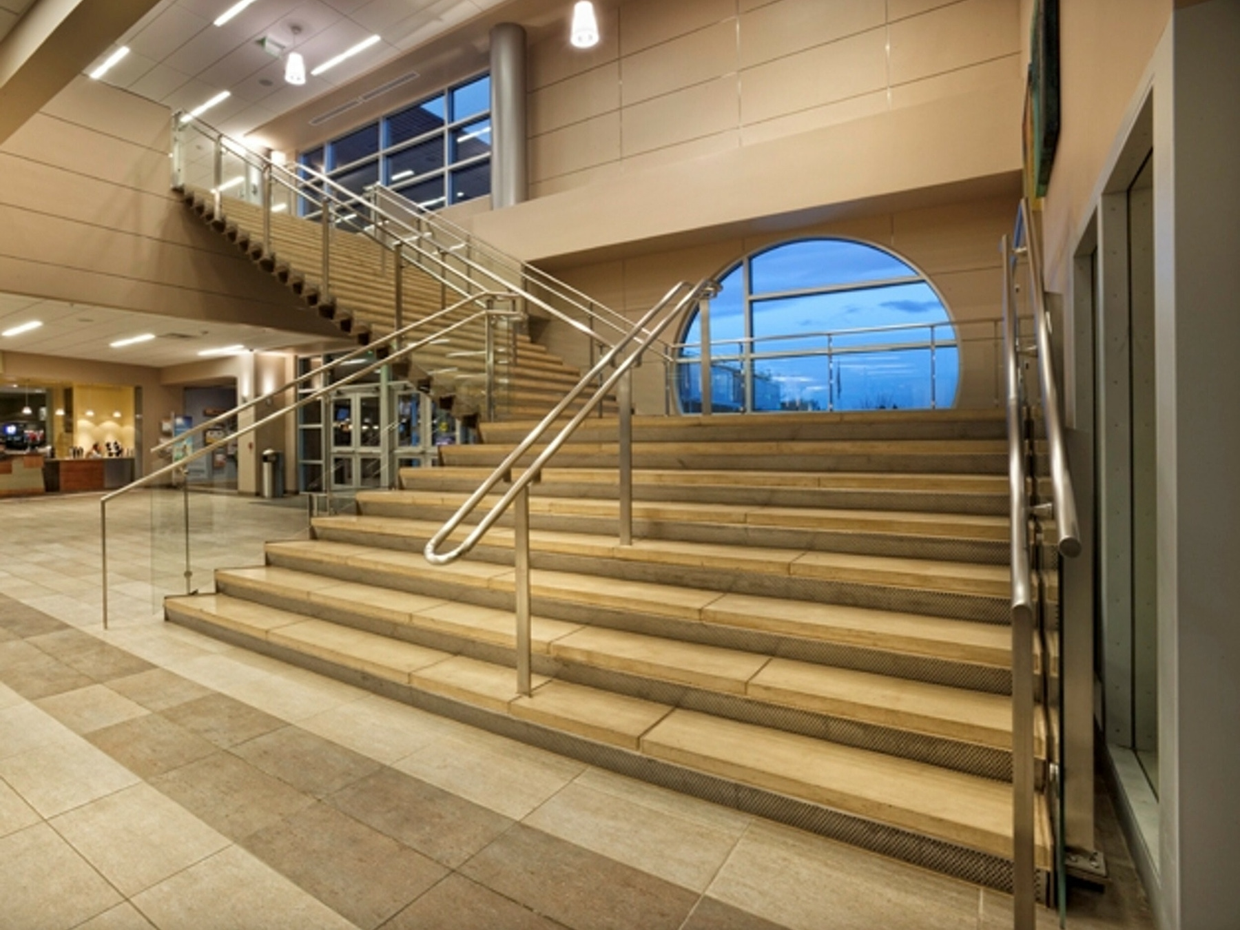 MSC Student Center Interior 012
