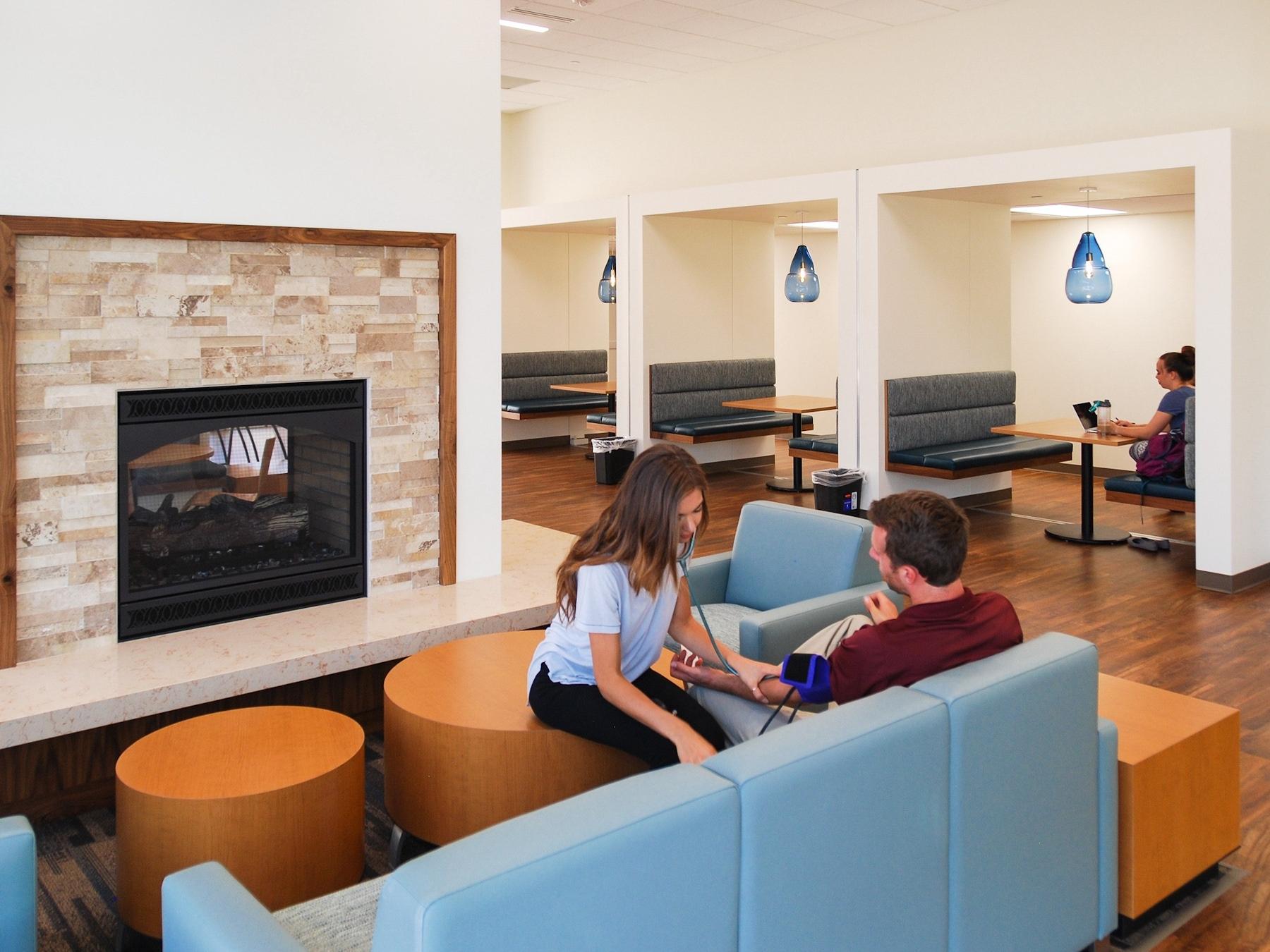 CMU Health Sciences Center berickson 34