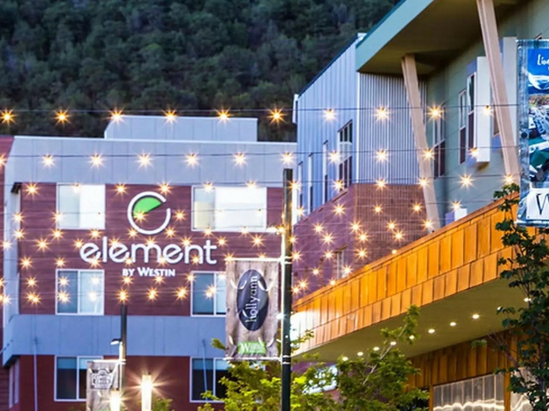 Element Hotel Willits