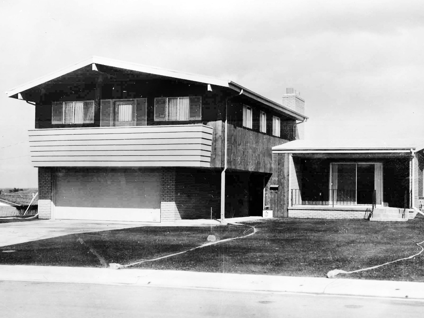 1962 First House