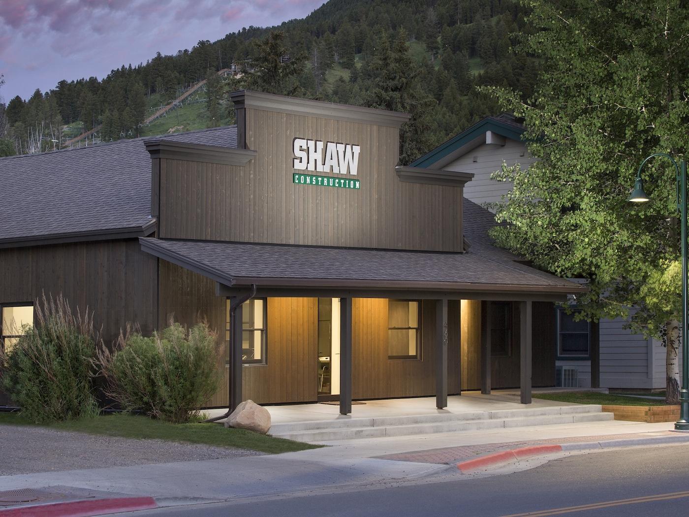 2002 Shaw Wyoming